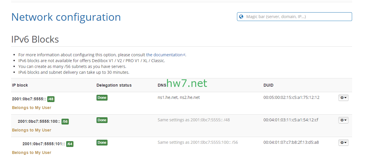 online和OVH服务器上手的常用操作